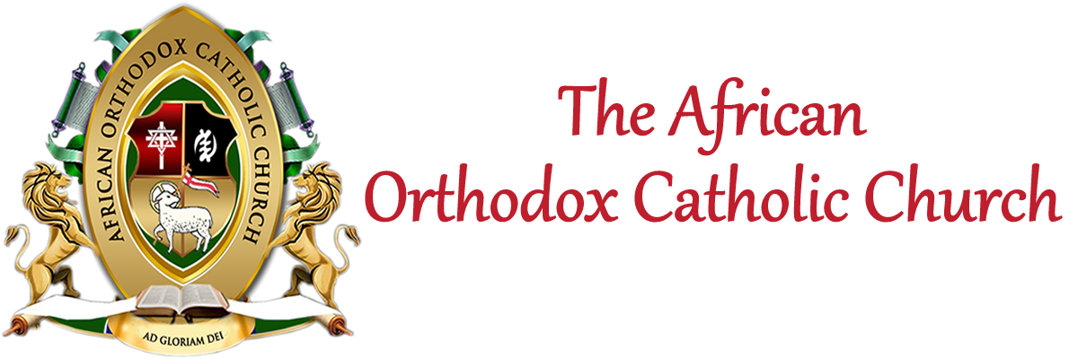 Logo for The African Orthodox Catholic Church